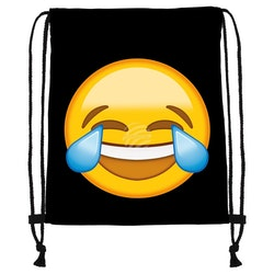 "Gym bag Emoticon "" lol """