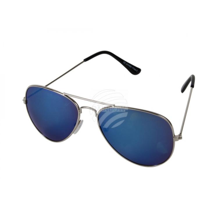 Solglasögon, Pilot , Unisex, blå