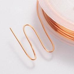 Koppartråd, 0,8mm, 3 m
