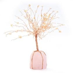 """Stort """" Lucky tree , Citrin & Bergskristall"""