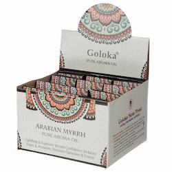 Goloka Aromaolja, Arabian myrrh