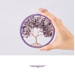 """Stor Handgjord dekoration """" Tree of life """""""