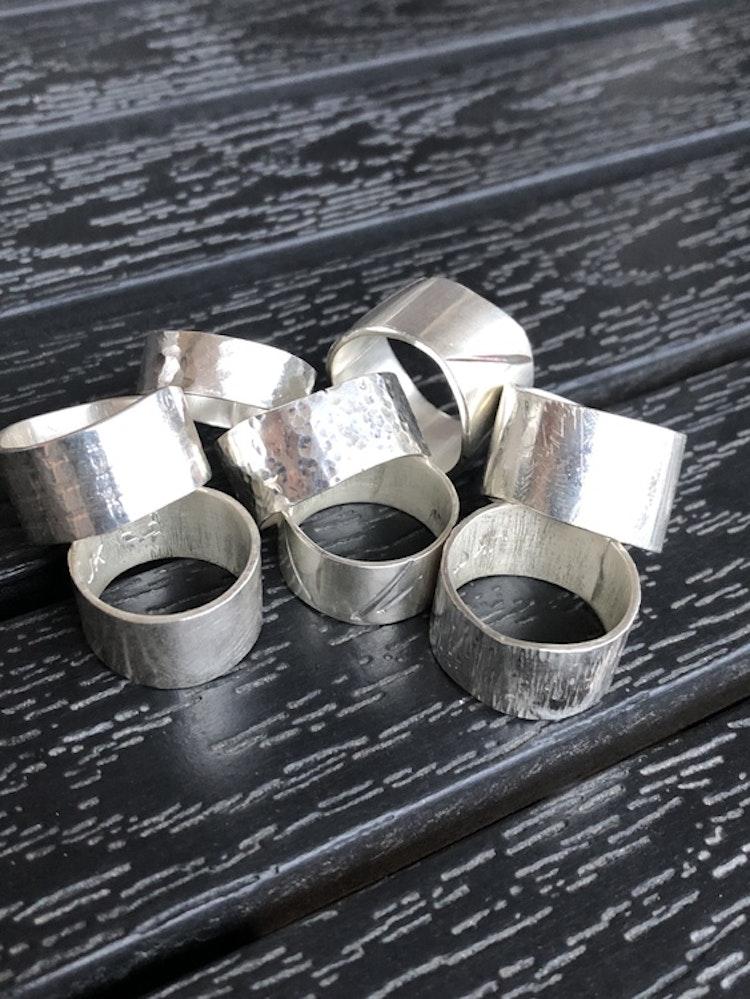 Ring Perfect Erratic, 0,8 mm