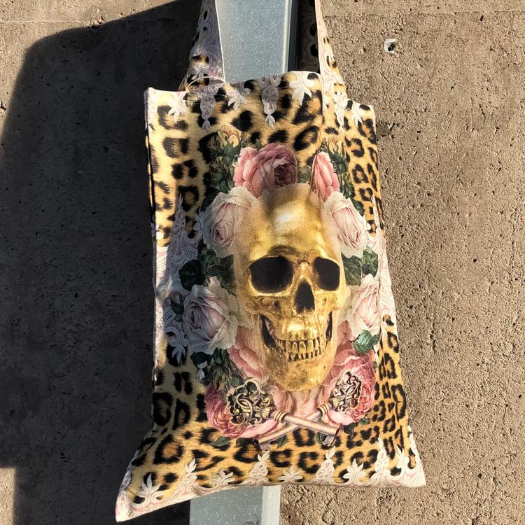 Shopperbag Leopard