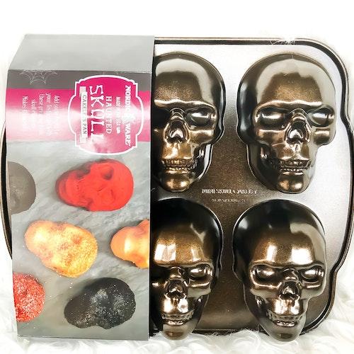 Skull Cakelets Pan