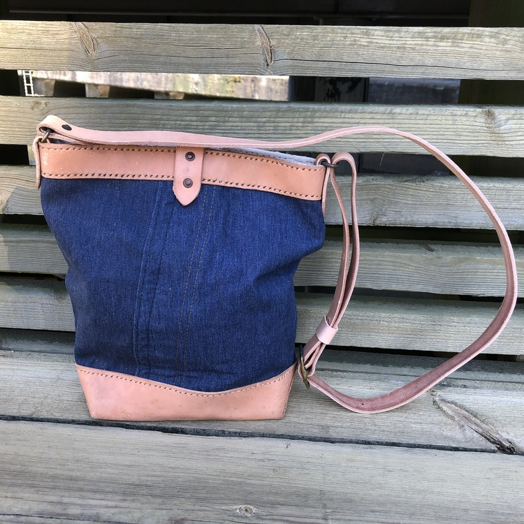 Denim Shoulderbag
