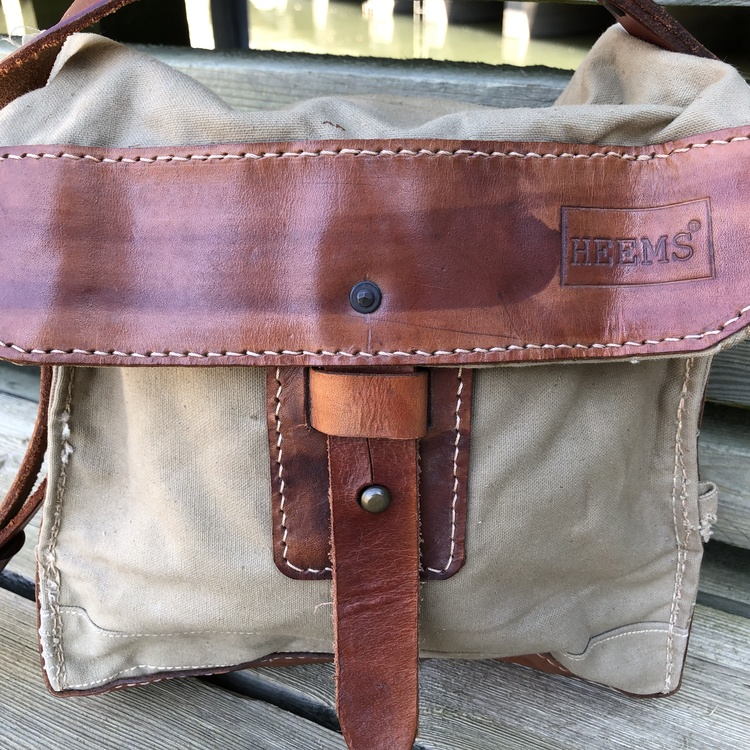 Canvas Shoulderbag
