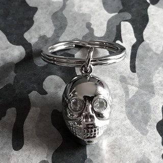 Nyckelring Skull