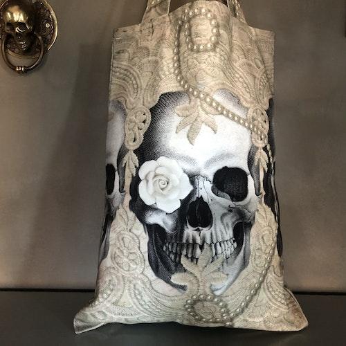 Shopperbag Skull