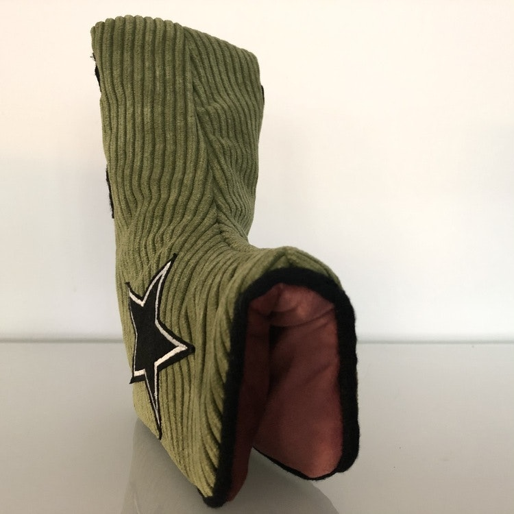 Headcover kit - grön manchester