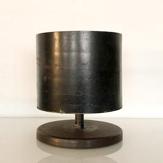 Kruka i återvunnet järn 15X18 cm