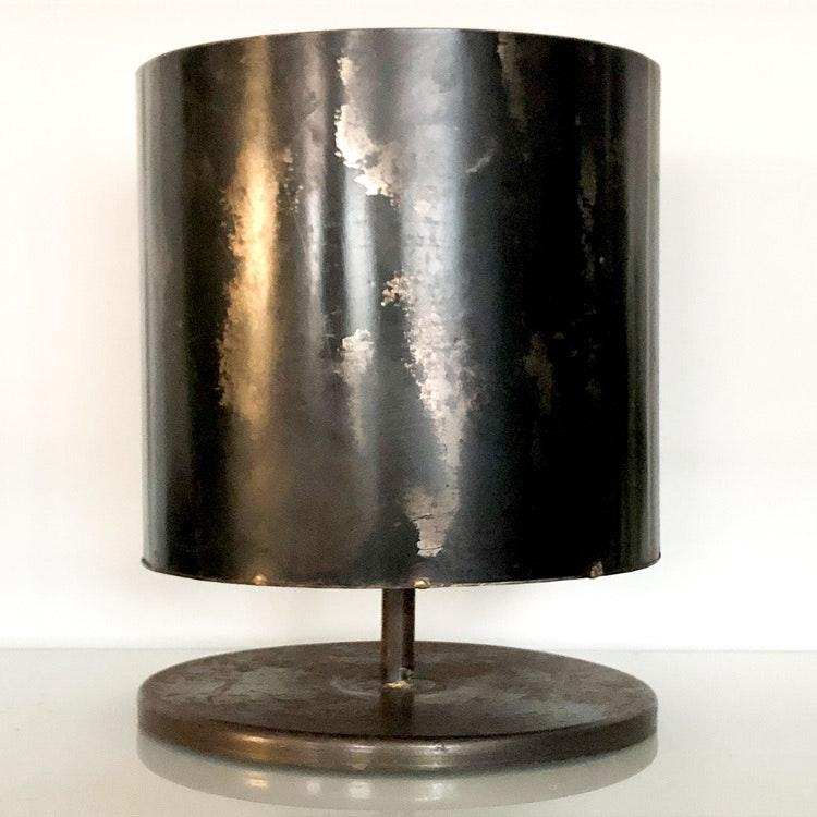 Kruka i återvunnet järn 24X30 cm