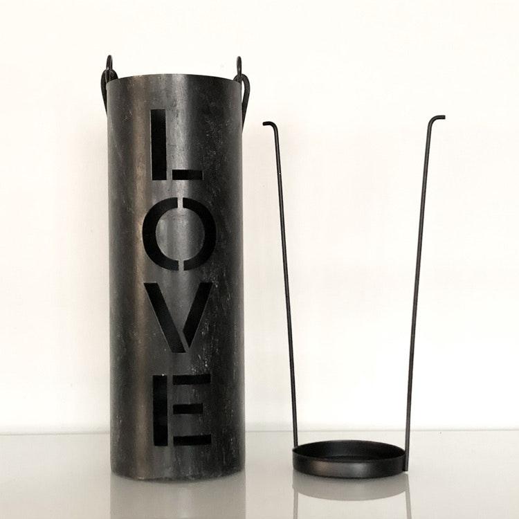 Ljuslykta LOVE