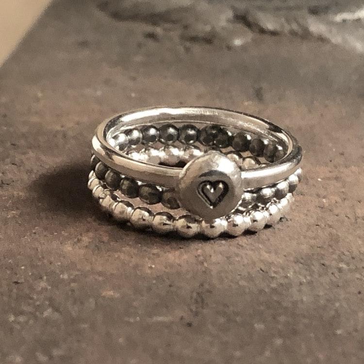 Ring Silversymbol