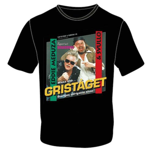 T-shirt GRISTÅGET