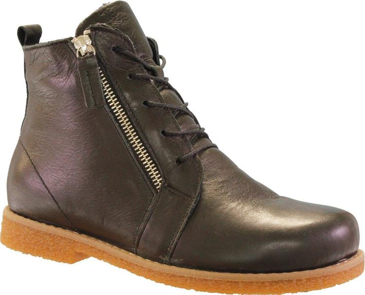 Charlotte of sweden Zipper laceboot