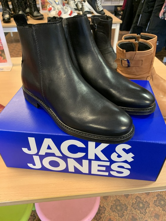 Jack and jones zip boot