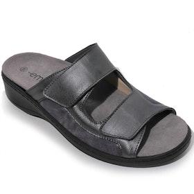 Embla Sandal med  elastisk in-och utsida ergoflex
