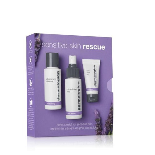 Sensitive skin rescue kit