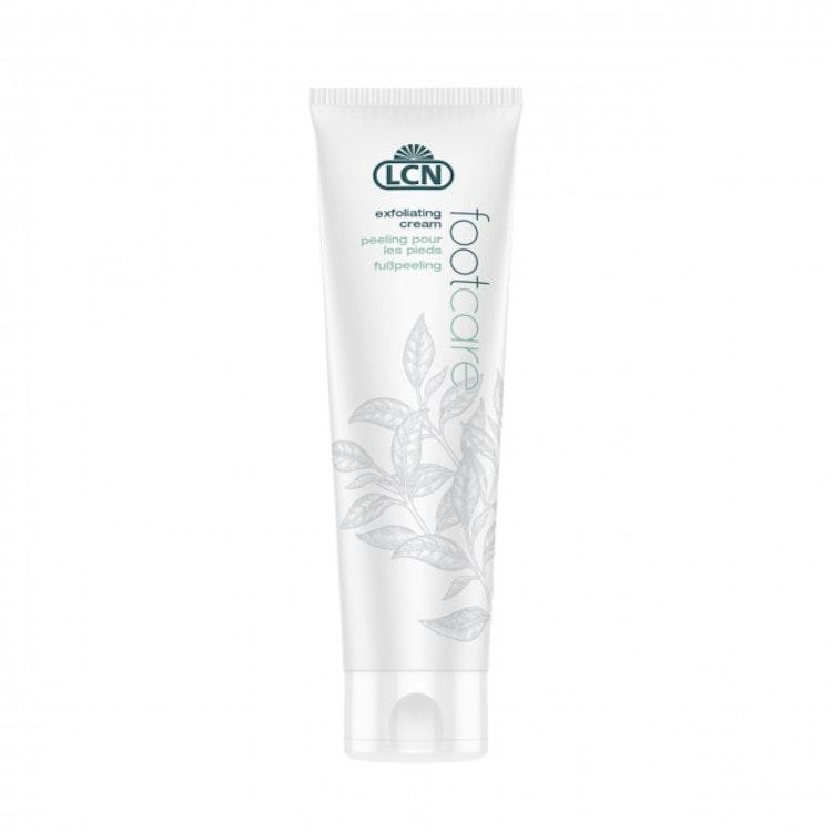 Exfoliating cream for feets