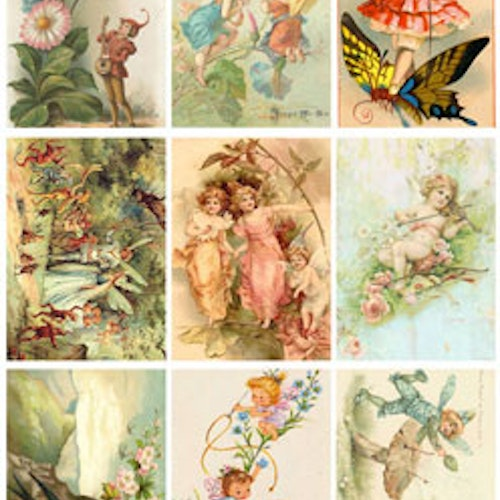 Klippark, Reprint KP0008 Fairies