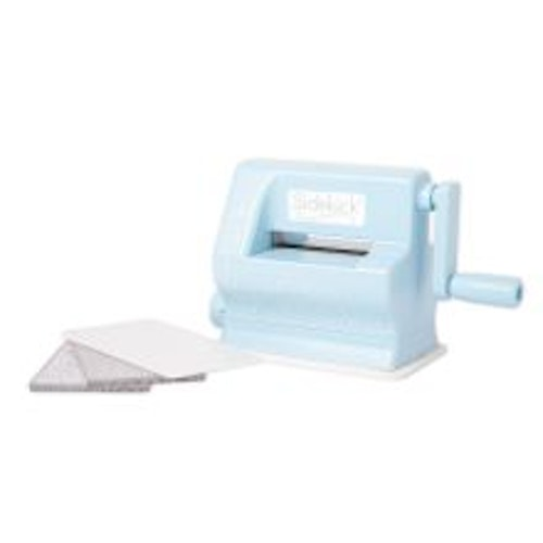 Sizzix Sidekick Starter Kit - Sky LIMITED EDITION