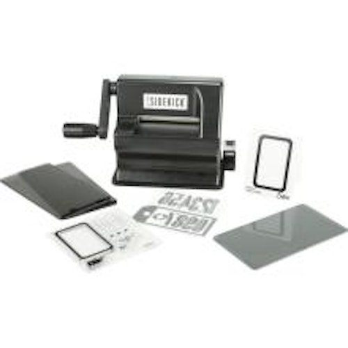 Tim Holtz Sizzix Sidekick Starter Kit - Black