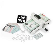 Sizzix Big Shot White/Grey Starter Kit