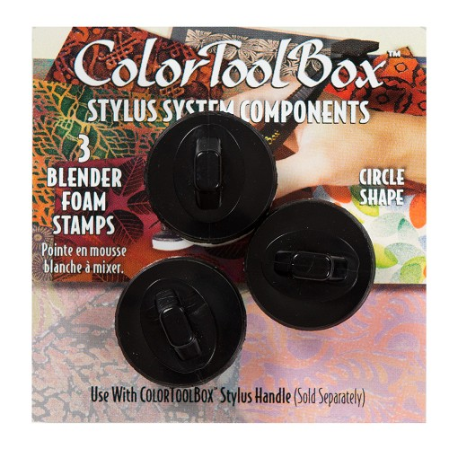 Color Box Stylus components large circle 3 st