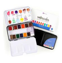 Prima Confections Watercolor Pans 12/Pkg - Odyssey