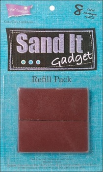 Sand-it gadget tool REFILL, coredinations
