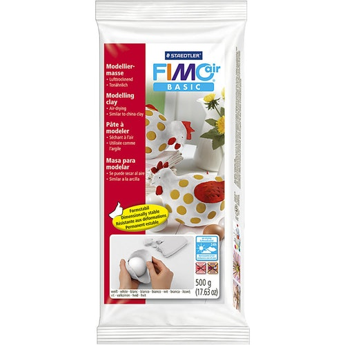 FIMO® Air , white, Basic, 500g