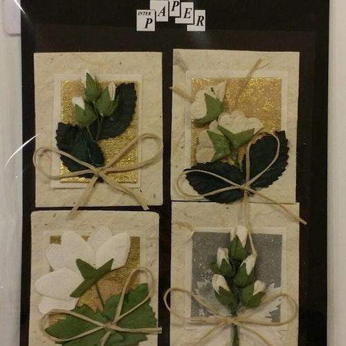 Handmade 3D Stickers, 012453