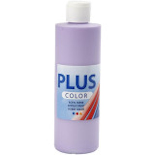 Plus Color, 250ml Akrylfärg, Violett