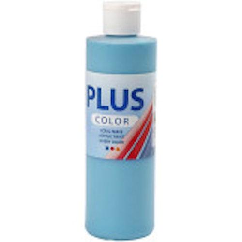 Plus Color, 250ml Akrylfärg, Turquoise