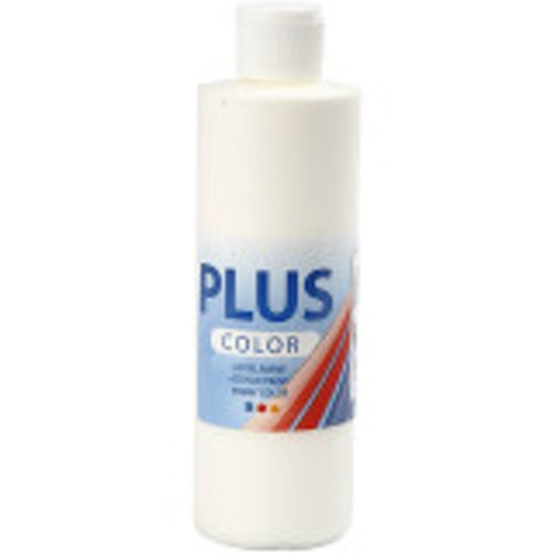 Color, 250ml Akrylfärg, Off white