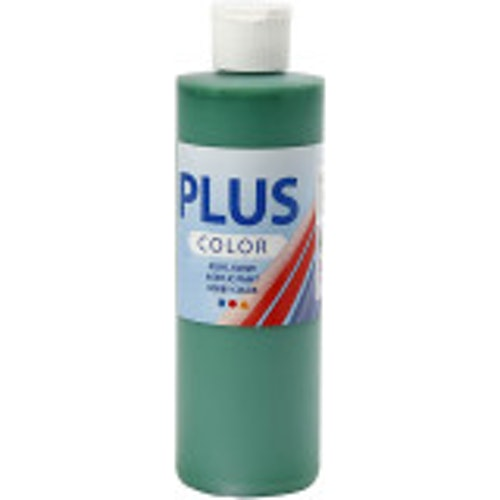 Color, 250ml Akrylfärg, Brilliant green