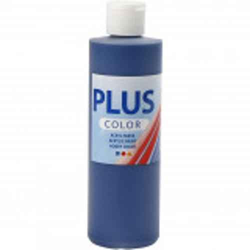 Color, 250ml Akrylfärg, Navy blue