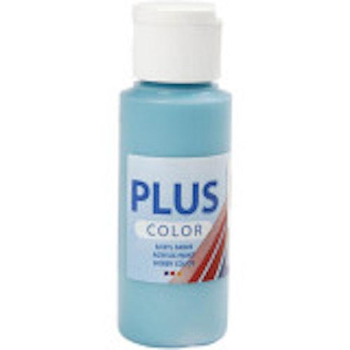 Plus Color hobbyfärg, turquoise, 60ml