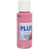 Plus Color hobbyfärg, fuchsia, 60ml