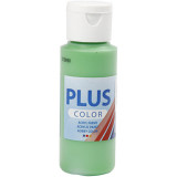 Plus Color hobbyfärg, bright green, 60ml
