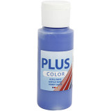 Plus Color hobbyfärg, ultra marine, 60ml