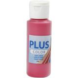 Plus Color hobbyfärg, primary red, 60ml