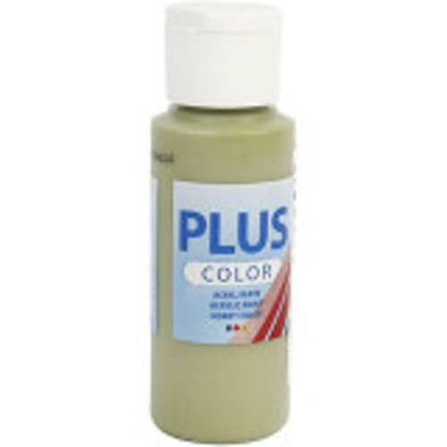 Plus Color hobbyfärg, eucalyptus, 60ml