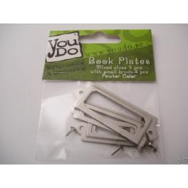 YouDo, Book Plates Mixed sizes 4pcs