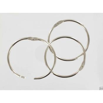 YouDo, Rings Metallic, 1 st 7,6cm openable