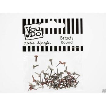 YouDo, Round Brads Antique mini