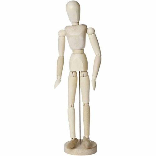 Modelldocka, H: 30 cm, , Kvinna
