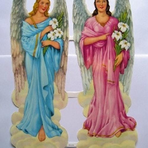 Bokmärken, Bromma, Jättestora änglar