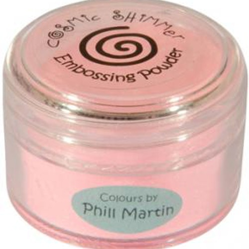 Cosmic Shimmer Lustre Emboss Powder Graceful Pink